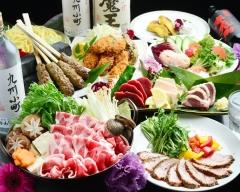 忘年会、歓送迎会、サプライズ!今が旬な食材を使った満足できるコースが盛り沢山!