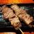 黒豚肩ロース(塩、タレ、黒胡椒)