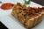 ベーコンと農園野菜の自家製キッシュ