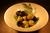 2色のオリーブのマリネ