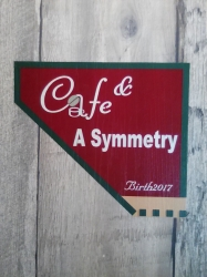 Cafe & A Symmetry