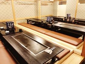 最大50名様まで対応出来る個室も完備しています 歓送迎会 宴会 女子会など最適です