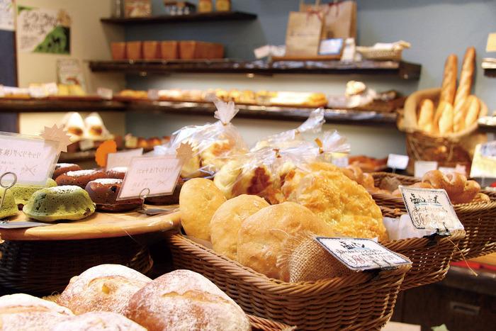 パンの店 神の倉ベーカリー