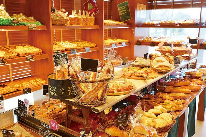 緑のパン工場 an-J