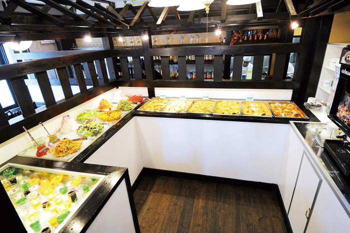 アジアン料理 Fulbari 緑店