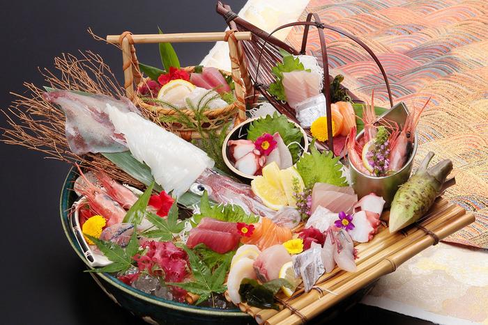 三河で一番刺身がうまい 九州一番亭