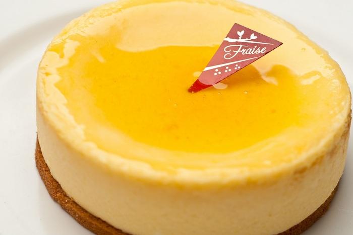 とろけるチーズケーキ Fraise 安城工房