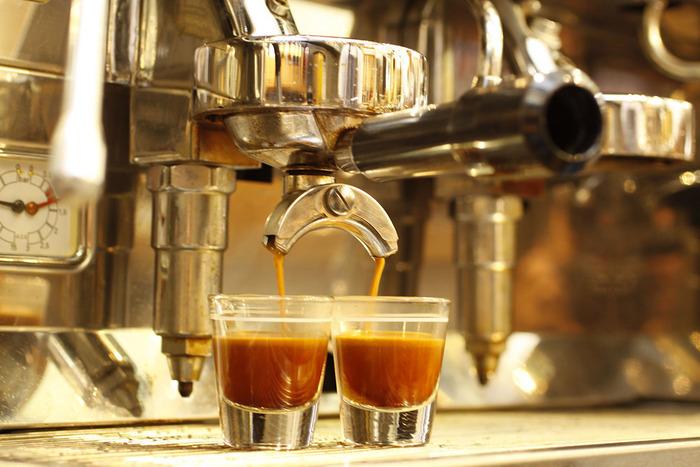 コーヒースタンド BIO VERTE COFFEE