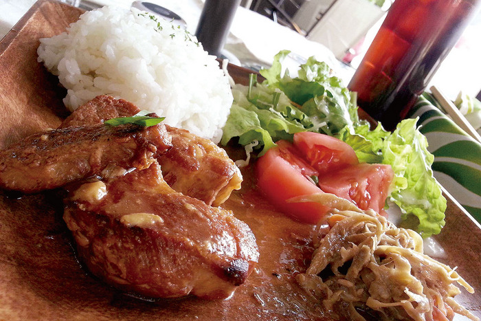 Islands cafe KaKai