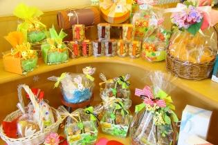 焼き菓子ギフトもたくさんの種類があるよ!