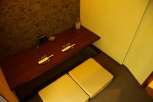 カップルシート個室