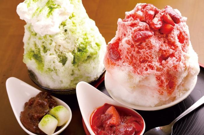 古民家風かき氷専門店 六華亭