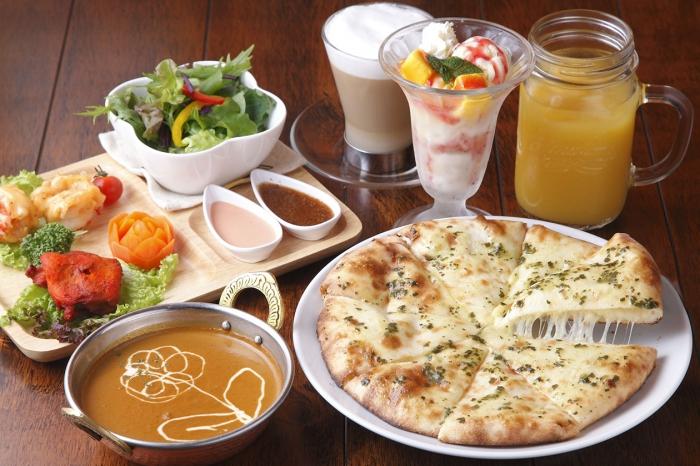 indian restaurant ナンハウス 豊田豊栄店