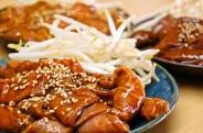 これを食べなきゃ始まらない!店主も太鼓判のとんちゃんは地元刈谷で創業55年の須田ホルモンさんから毎朝仕入れる新鮮なものを使用しています