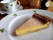 クリームレアチーズのタルト・・・1ピース 550円 ※税込(8%)