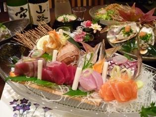 豊田 和食処 食事会、宴会、デート、接待 四季あじ暦 山路