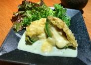 アボカドチーズ入り天ぷら