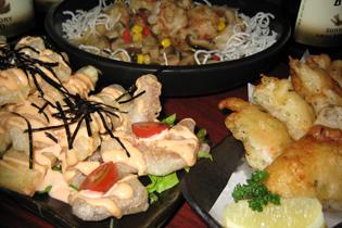 オリジナル料理が自慢の居酒屋 喰いしん坊太郎 岡崎南店