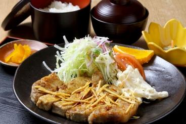 豊田 味・ボリューム共に大満足の老舗料理店 食事会、宴会にも