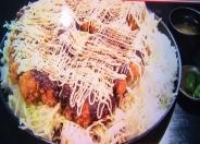 八丁味噌マヨカツ丼(並)