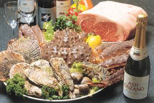 岡崎 デート、接待、食事会に 鉄板焼専門店 JuJu ジュジュ
