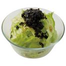 お肉・お野菜の他に おつまみや前菜も充実しています。 写真は人気の夕採れレタスのチョレギサラダ