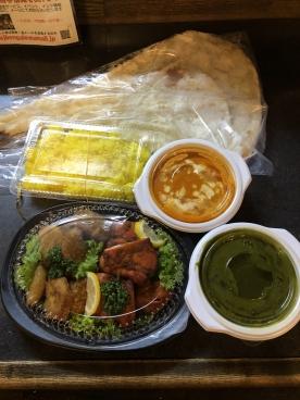 安城 カレーとエスニック 食事会、宴会に タージベンガル