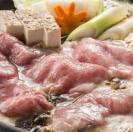 黒毛和牛のすき焼き鍋