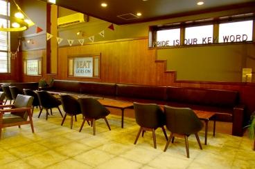 岡崎市 ドーナツが大人気のカフェ ザラメ