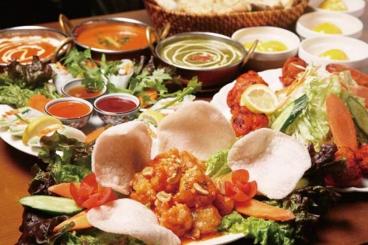 本格エスニック(インド&ベトナム)料理を スバカマナ 刈谷店