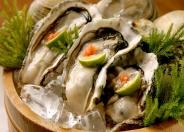 日替わりおすすめの 「生牡蠣」
