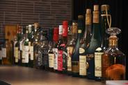定番から珍しいお酒まで種類豊富