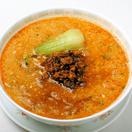 特製濃厚担々麺・自家製甜麺醤(100%岡崎の八丁味噌使用)
