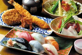 寿司・和食 すぎの木