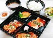 お昼の人気No.1メニュー! 焼肉定食