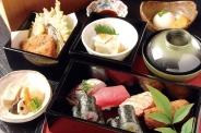 平日限定「寿司ランチ」1,389円(税別)