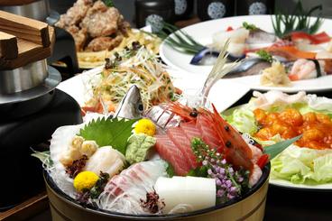 宴会コースは2,500円〜! (4名様以上・要予約)