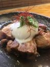 牛たん黒胡椒焼