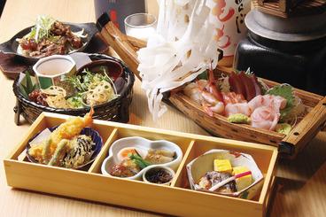 お昼のコースは2,000円~!