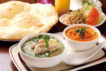 DEAR DEAR インド・ベトナム・タイ料理