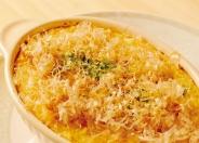 長イモと豆腐のふわトロ焼き