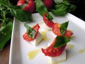 自家製ドライトマトとモッツァレラのカプレーゼ(6個)