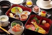 昼限定 「お昼の弁当 田和」1,200円(税抜) *ドリンク選択可能 *写真はイメージです