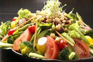 5種の豆サラダ