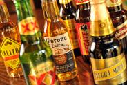 世界中のビールも揃っているよ