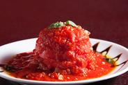 丸ごと冷やしトマト
