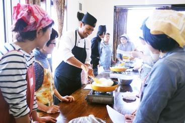 本格インド料理が学べる料理教室を定期開催中!詳しくはHPをチェック!