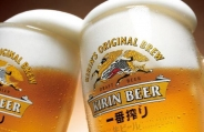 【キリン一番搾り生ビール】 麦芽100%の上質なうまみを引き出す、キリンのビールづくり。  一番搾り製法により丁寧に引き出した贅沢なビールです!