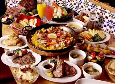本格的なスペイン料理や創作料理、手作りにこだわったおいしい料理をぜひどうぞ