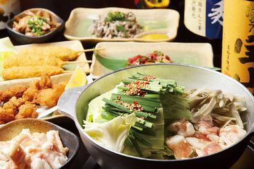 新鮮な食材を使用した料理の数々
